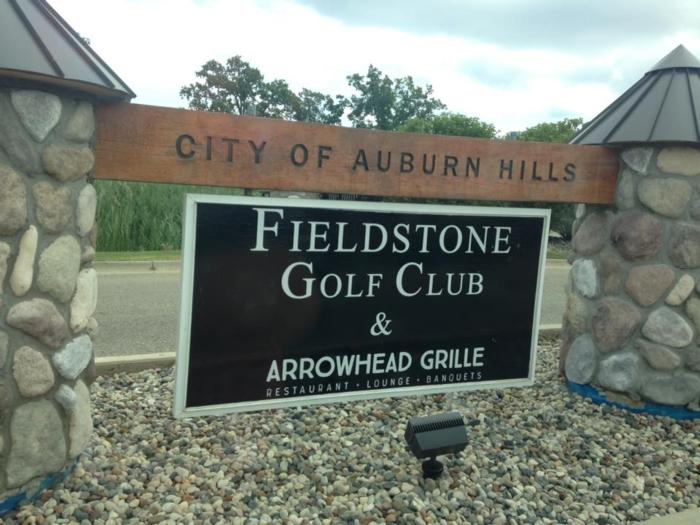Fieldstone Golf Course : Th reunion